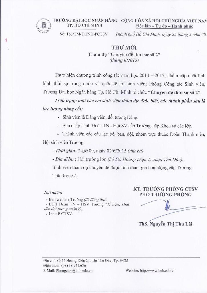 Thu moi sinh vien tham du Chuyen de thoi su so 2 - Thang 6, nam 2015-page-001