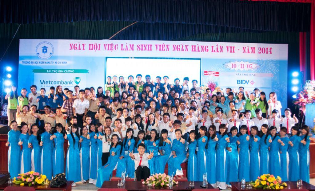 Nơi sinh viên Ngân Hàng tìm thấy hướng đi tương lai cho bản thân
