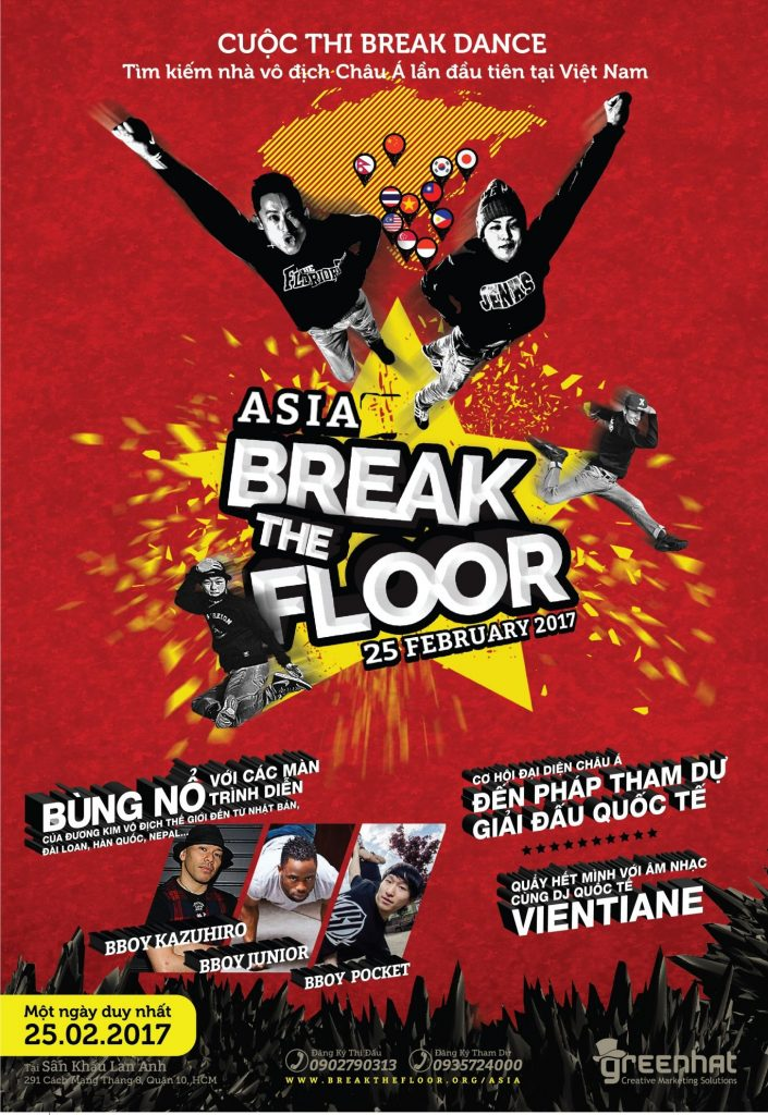 break-the-floor