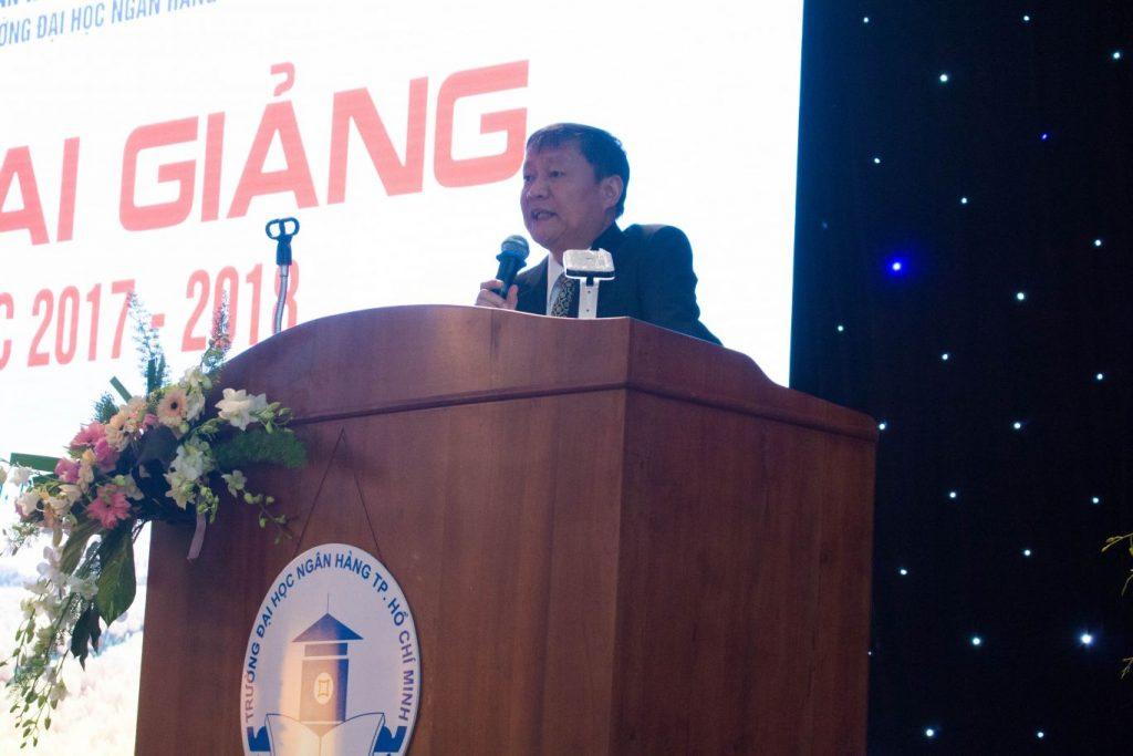 Bài phát biểu khai giảng của thầy Lý Hoàng Ánh – Hiệu trưởng nhà trường