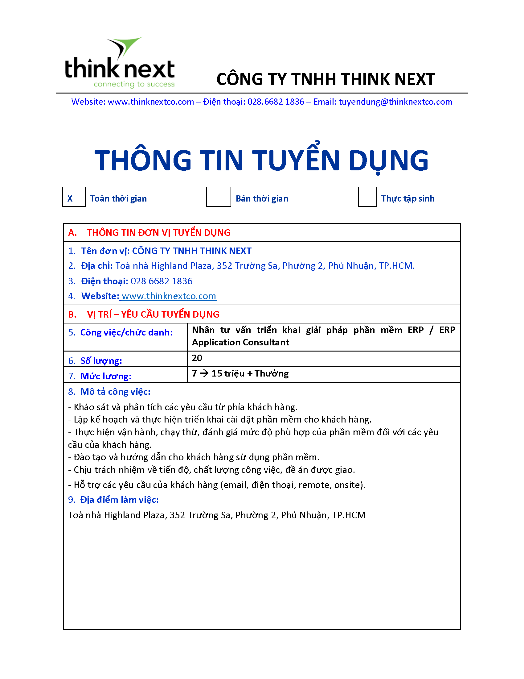 CTY THINK NEXT-THONG TIN TUYEN DUNG DOANH NGHIEP_Consultant ERP_Page_1